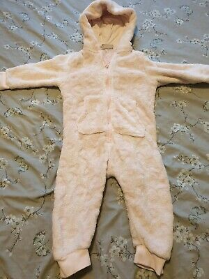 Baby Girls 12-18 Months NEXT Pramsuit Without Feet Coat All In One Jacket
