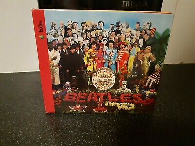 The Beatles : Sgt. Pepper's Lonely Hearts Club Band CD Remastered Album (2009)