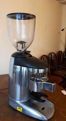 Fracino coffee grinder -  Polished chrome  K6 Model fully working condition VG+