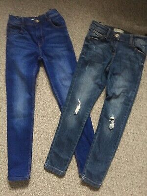 Boys Next Jeans Age 9 years Blue- Great Condition Hardly been worn