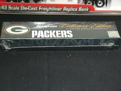 Snap On Usa Packers Collectors Ratcheting Screwdriver Ltd Edition Rare
