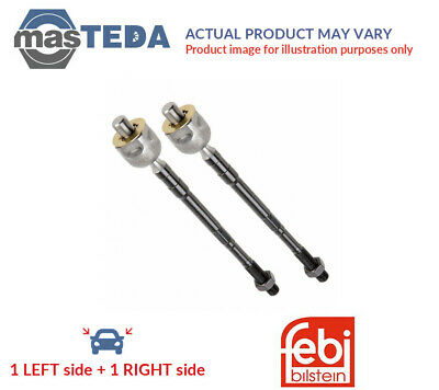 febi bilstein 30091 Inner Tie Rod without tie rod end pack of one with nut