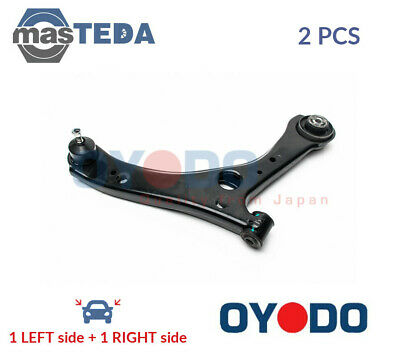 2x OYODO LH RH TRACK CONTROL ARM PAIR 30Z0A30-OYO P NEW OE REPLACEMENT