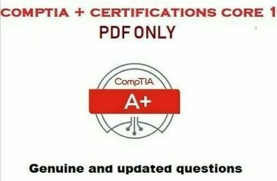 ✅ CompTIA A+ Certification : Core 1 220-1001 verified Exam Q&A 🔥 15s Delivery