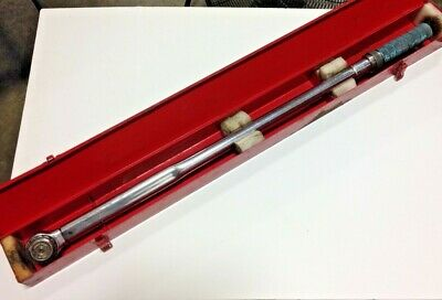 """ARMSTRONG 64-095 Torque wrench 3/4"""" Drive"""