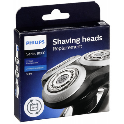 Philips Original SH90 Blades Series 9000 Head Replacement Shaver SH90 S9031