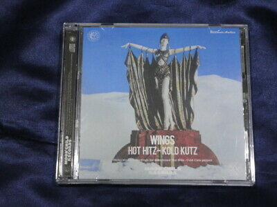 Wings Hot Hitz - Kold Kutz CD 2 Discs Moonchild Records Music Rock Pops F/S