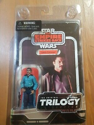 Star Wars The Original Trilogy Collection Lando Calrissian 2004