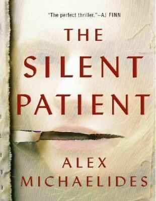 📕 The Silent Patient BY Michaelides Alex 🔥 P.D.F 🔥 EßOOK Fast 15s Delivery ✅