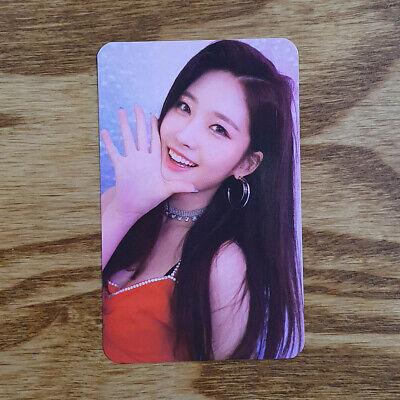 Sihyeon Official Photocard Everglow 1st Mini Reminiscence Genuine Kpop