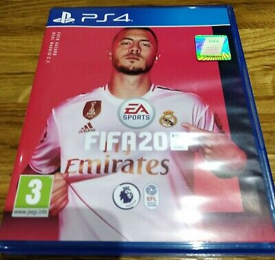 FIFA 20 PS4 game, excellent condition