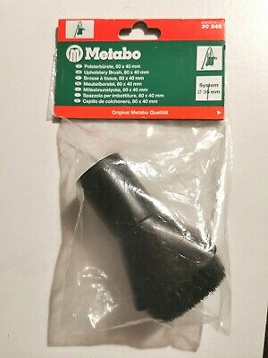Metabo Upholstery Brush 60x 40mm