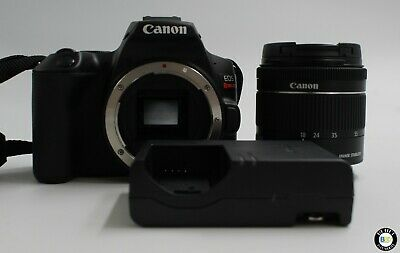 Canon EOS Rebel SL3 with 18-55mm IS STM DSLR Camera
