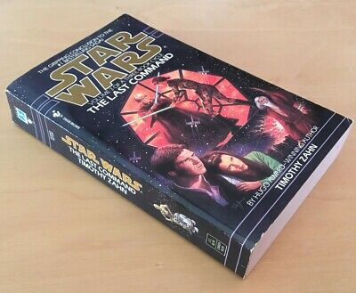 Star Wars: The Last Command Thrawn Trilogy Vol 3 by Timothy Zahn 1994 Printing