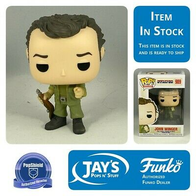 Funko Pop! Movies: Stripes - John Winger PopShield Preorder