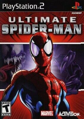 Ultimate Spider-Man (Sony PlayStation 2, 2005)