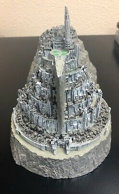 Minas Tirith Sculpture Lord of the Rings LOTR Sideshow Weta Collectibles $295
