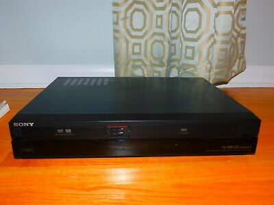 Sony RDR-VX555 DVD Player / Recorder / VCR No Reserve!!