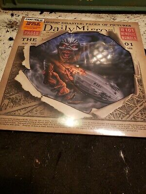 Iron Maiden Empire Of The Clouds Maiden Voyage '16 Rsd Numbered 1560/6000 Sealed