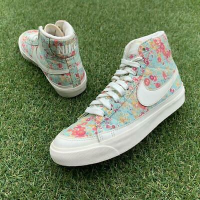 Nike Blazer Mid Vintage Liberty OG shoes Womens New Authentic 540858-200