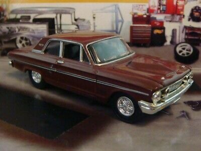 Vintage Drag Racing 1964 64 Ford Fairlane 427 V-8 Thunderbolt 1/64 Scale Ltd F