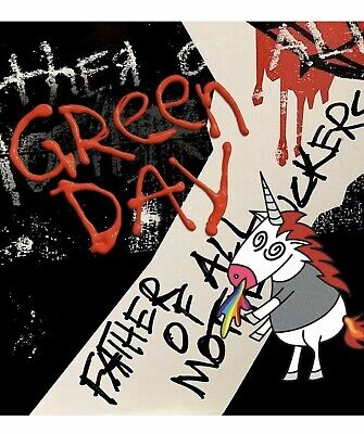 GREEN DAY FATHER OF ALL...CD Album , Brand New Still Sealed