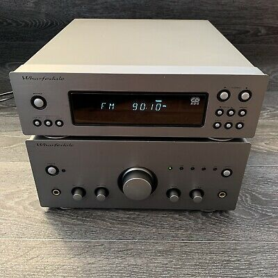 Wharfedale S-990 Amplifier & S-990 Tuner ~ Midi Hifi Separates ~ Quality Stereo