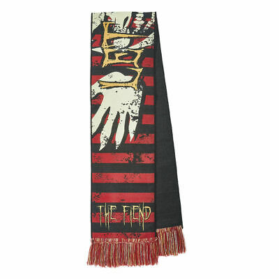 Mens WWE THE FIEND Bray Wyatt Scarf - Adult size -hat mask figure t-shirt gloves