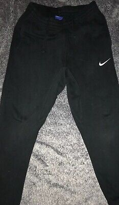 Mens Navy Black Nike Joggers Small