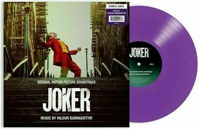 Original Soundtrack - The Joker - Lp Vinile Colorato Purple Nuovo Sigillato