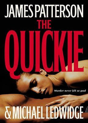 James PATTERSON / The QUICKIE      [ Audiobook ]