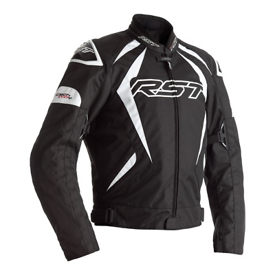 RST Tractech Evo 4 CE Textile Jacket Motorbike Waterproof ALL COLOURS & SIZES