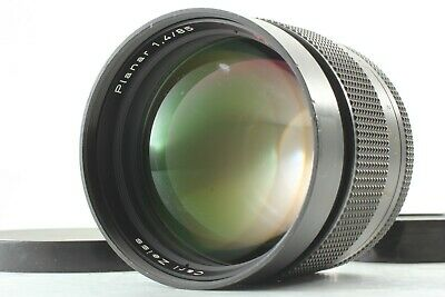 【Excellent++++】Contax Carl Zeiss Planar 85mm F1.4 T* MMJ MF Lens from Japan #548