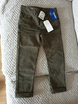 Boys next Age 5 Top And Skinny Jeans outfit BNWT