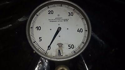 Dynamometer 0-5 tons' USSR ! New ! Top Grade!!!