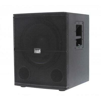 Italian Stage IS S118A Subwoofer amplificato in legno 700W