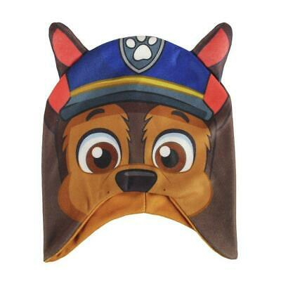 Hat Paw Patrol La Team Dei Puppy Chase Plush Dog Beanie #1