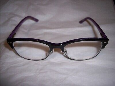 Foster Grant Purple Readers Glasses +1.50 Free Shipping!