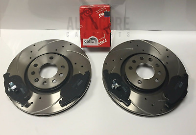Land Rover Discovery 2 Front Brake Disc /& Pad  Kit  FK0161