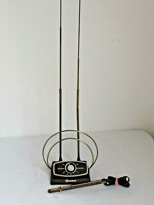 Vintage  Rembrandt and Howard Sales TV Television Antenna's  2
