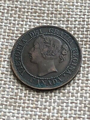 1859 Canada Large Cent