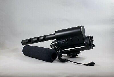 TAKSTAR SGC-598 Interview Shotgun Microphone - Used - Free Shipping