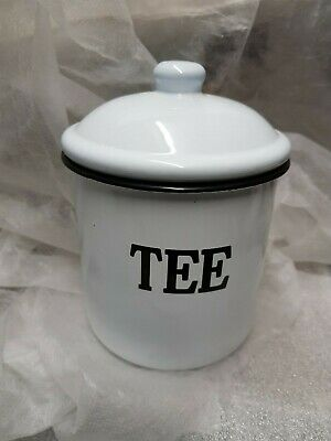 Teedose emaille