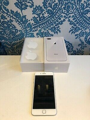 Apple iPhone 8 Plus 64GB A1897 (GSM) (Unlocked) - Silver