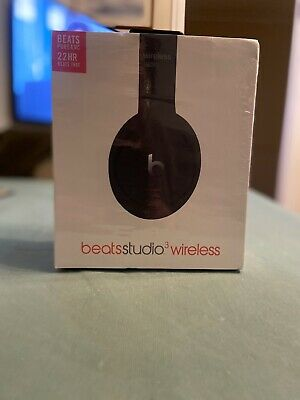 Beats by Dr. Dre Studio3 Wireless Headphones - Matte Black