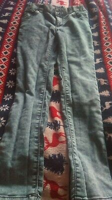 Bluezoo girls skinny jeans aged 9