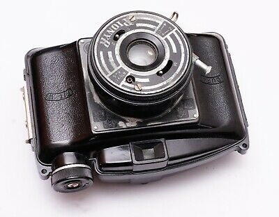 Dufa Fit II Pionyr -bakelite camera
