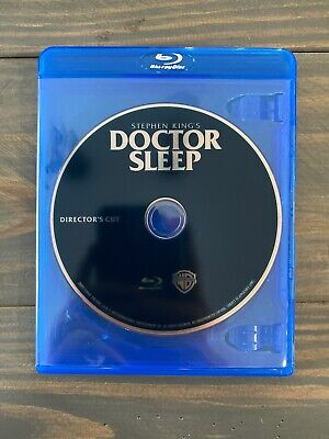 Doctor Sleep (Blu-Ray Disk ONLY w/ Blu-Ray Case) Never Viewed! *MINT* Read!