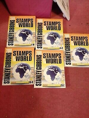 Stamps of the world catalogues