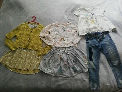 Girls Next Untold Story Clothing Bundle 4-5 Years 6 Pieces